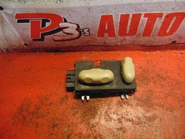 07 06 05 04 Cadillac SRX oem drivers side left front power seat switch 12450263 - $29.69