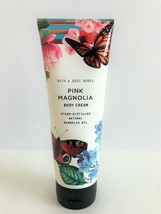 Bath & Body Works Pink Magnolia 8oz Body Cream  - $17.75