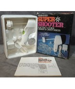 Vintage 1976 Mint in Box! WearEver 70001 Super Shooter Electric Cookie Press USA - $69.99