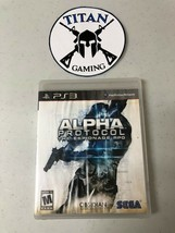 Alpha Protocol (Sony PlayStation 3, 2010) - $9.03