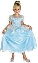 NEW Disney Cinderella Child Halloween Costume, size M by Disguise - £15.04 GBP