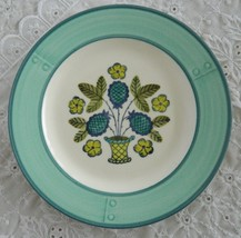 "Vintage Metlox Poppytrail Blueberry Provincial 7 3/4"" Salad Plate Califo... - $9.99"