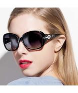 Oversized Sunglasses Women Brand Designer High Quality Elegant Ladies Vi... - $12.95