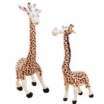 Hot Sell 35CM Long Neck Giraffe Stuffed Plush Toy Madagascar 3 Cute Doll... - $4.74