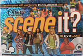 Scene It? Disney Channel Edition [Brand New] The DVD Game - $59.64