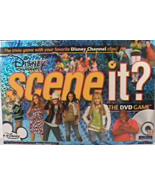 Scene It? Disney Channel Edition [Brand New] The DVD Game - $55.64