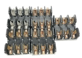LOT OF 5 MARATHON F60A SERIES FUSE HOLDERS 250V, 60A, 3P