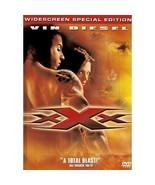 XXX DVD, 2002, Widescreen Special Edition Samuel L. Jackson, Vin Diesel - $3.00