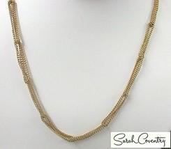 Vintage Sarah Coventry  Jewelry - #8732  Smply Elegant Choker - $14.16