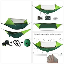 AYAMAYA [2 in 1 Camping Hammock with Mosquito Net Sunshade Cloth Tree St... - $69.99
