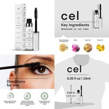 Cel Md Brow Lash Boosting Serum. Ginseng Stem Cell, Biotin And Castor Oi... - $47.78