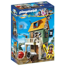 PLAYMOBIL Super 4 Camouflage Pirate Fort with Ruby Building Kit New Toy! - $37.39