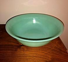 "Vintage Fire King Jadeite Jane Ray 8¼"" Serving Bowl, Vegetable Bowl - $32.99"