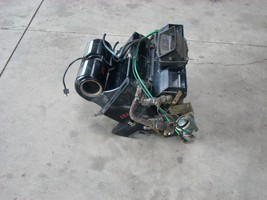 1972 MERCEDES 250 BLOWER HEATER BOX ASSEMBLY GENUINE OEM  image 4