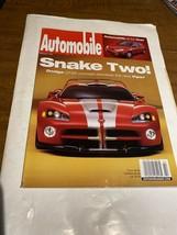 Automotive Magazine February 2000 Vol.14,No.11 Dodge Viper Cover - $11.30