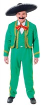 Mariachi Band Singer Fancy Dress Costume,Mexican Man,Mens,Stag Nights #US - $47.95