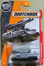 MATCHBOX MBX HEROIC RESCUE BLOCKADE BUSTER TANK TYPE VEHICLE #71/125 - $4.94