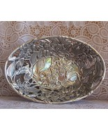 Arthur Court Botanical Designs Tiger Lily Basket NIB - $89.00