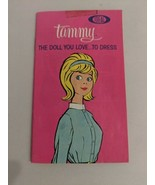 Vintage Original Tammy And Family By Ideal Fashion And Accessory Booklet - $12.82