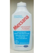 Mexsana Powder Topical Starch Skin Protectant 6.25 oz New - Discontinued - $29.70
