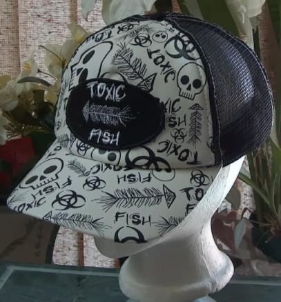 Toxic Fish Adjustable Cap