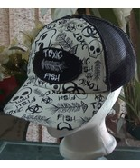 Toxic Fish Adjustable Cap - $14.00