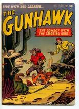 GUNHAWK #18 1951-JOE MANEELY-VG+ - $49.66