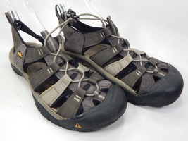 Keen Newport H2 Size US 11.5 M (D) EU 45 Men's Sport Sandals Shoes Olive 1012202