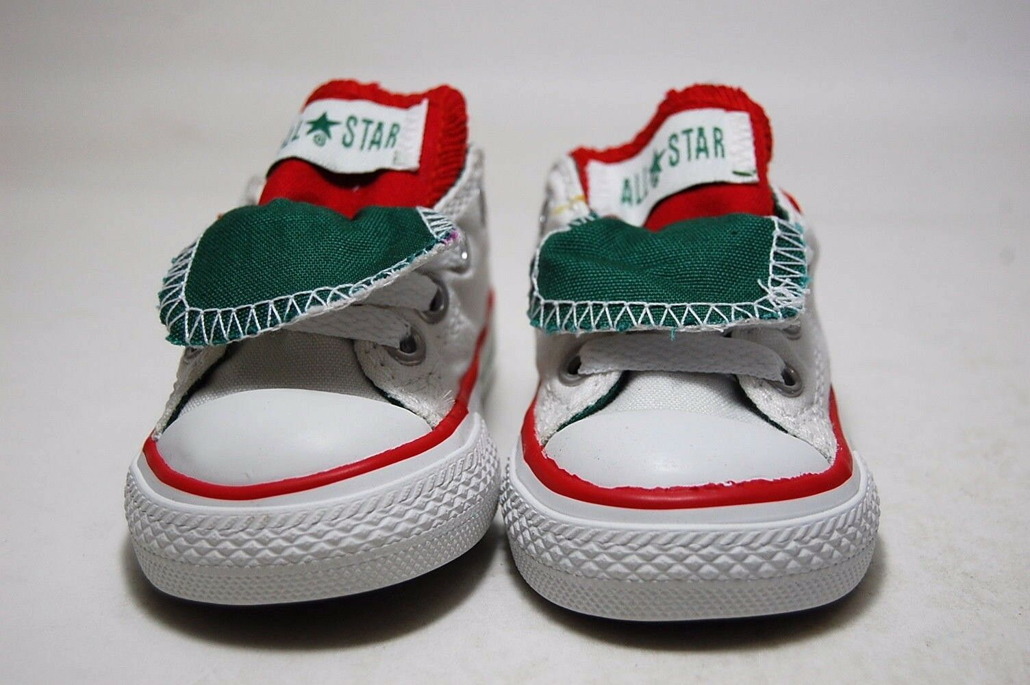 Converse All Star Chuck HI Double Thong 705655 Baby Toddler Shoes image 4