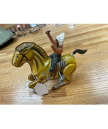 Wind Up Indian on Horse (non-working) - $40.00