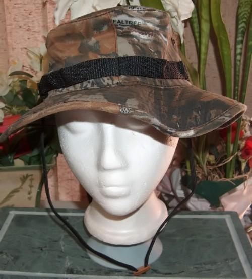 Cabelos camo bucket hat