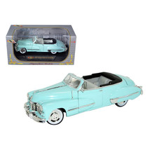 1947 Cadillac Series 62 Light Blue Convertible 1/32 Diecast Car Model by... - $31.21