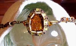Amber Slice Circlet OOAK - $35.00