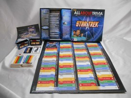 2008 Funday Games Ltd. Star Trek Trivia Game #4012 Collectors Edition - $19.79