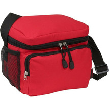 RED Everest Cooler/Lunch Bag with Insulated Cooler Interior - £9.09 GBP