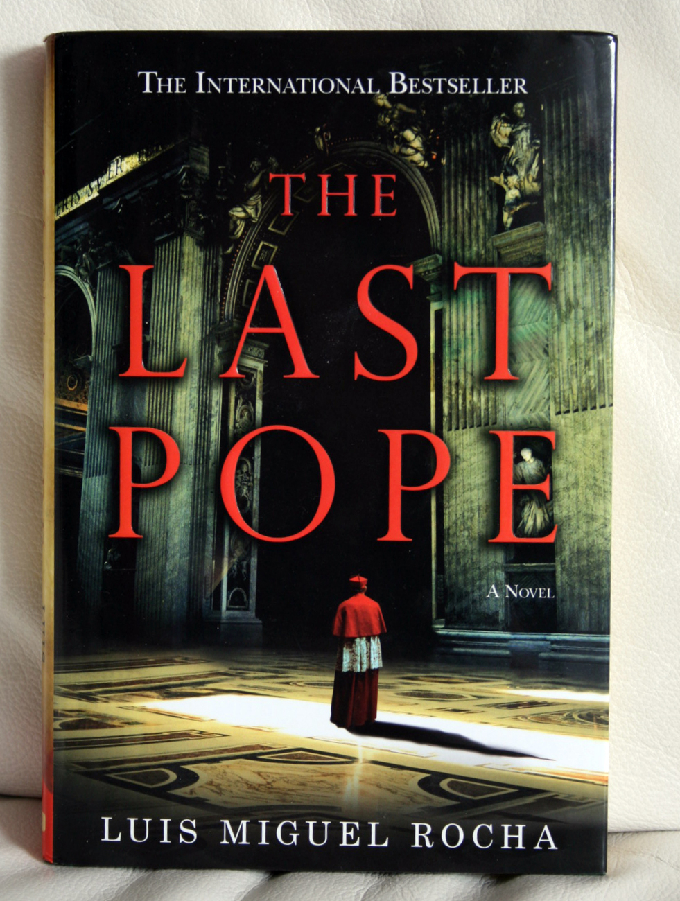 The Last Pope by Miguel Luis Rocha
