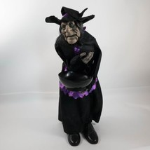 "Magic Power Witch Talks 36"" Witch Halloween With Candy Bowl For Treats S... - $118.79"