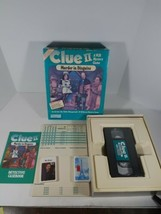 Clue II Murder in Disguise VCR VHS 1987 Parker Brothers Board Game Complete - $27.61