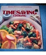 Better Homes & Gardens Tasty Timesaving Cooking Book  - $7.50