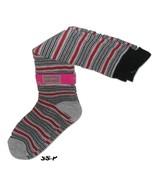 Tru-Fit Knee High Striped Socks Sz 9-11 NWT - $7.99