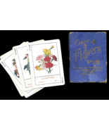"""1899 1126 """"Game of Flowers"""" Fireside Game - $24.95"""