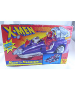 1994~X-MEN MAGNETO MAGNETRON ~ EVIL MUTANT ~ CATAPULT LAUNCHER ~ HIDDEN ... - £11.55 GBP