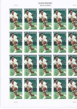 ALTHEA GIBSON - (USPS) MINT SHEET STAMPS - $13.95