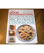 The Good Housekeeping Illustrated Microwave Cookbook  - $5.50