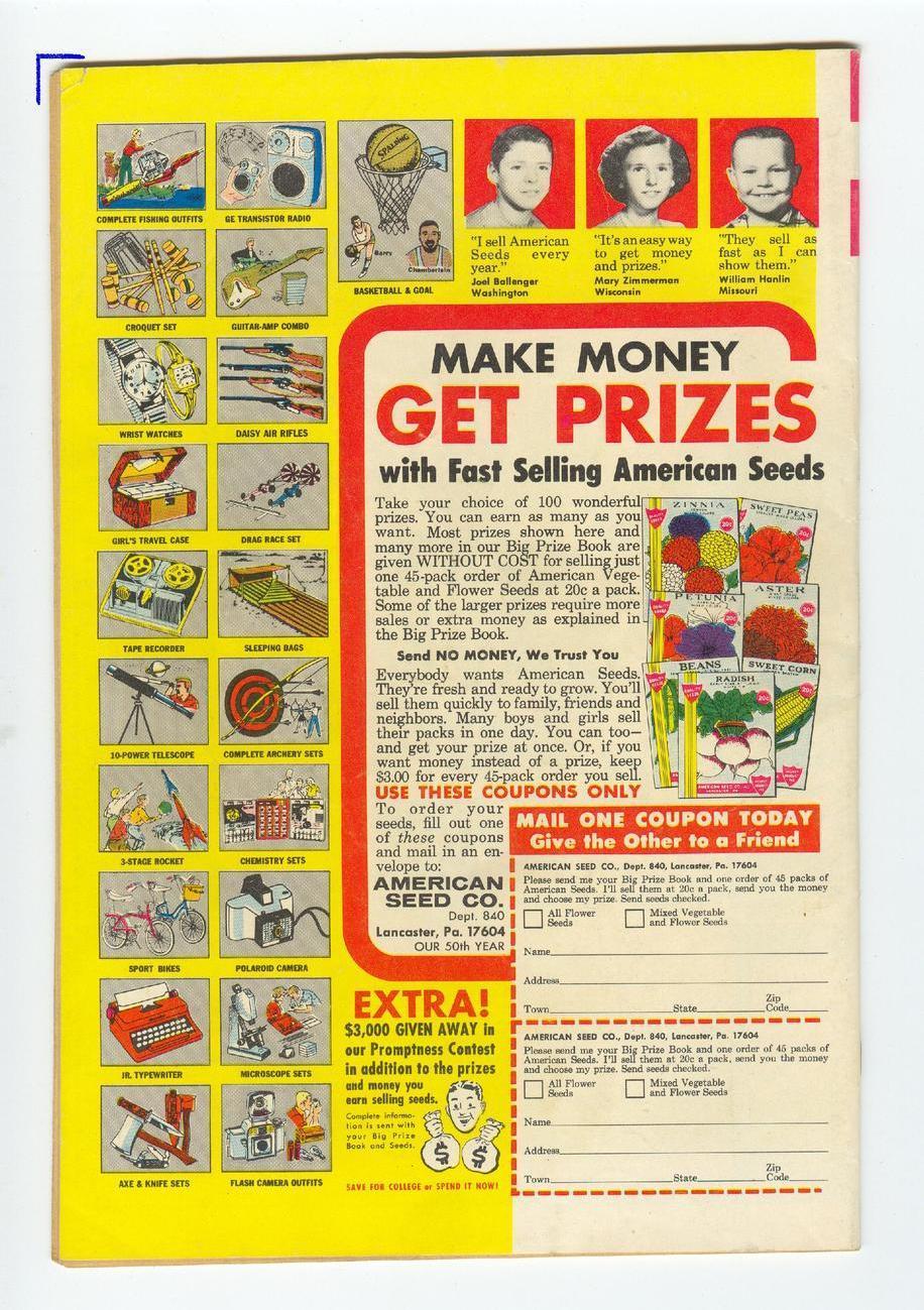 Mickey Mouse No 117 Comic 1968 GOLD KEY 12 cent Walt Disney