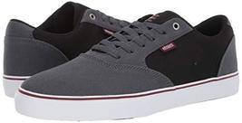 Etnies Men's Blitz Skate Shoe, Dark Grey/Black, 9.5 Medium US image 6