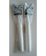 Susan Bates Jiffy Jumbo Crochet Hooks White Plastic Set of 2 - $12.00
