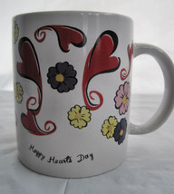 Happy Hearts Days Valentine Coffee Latte Tea Drinking Cup Mug image 3