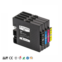 Compatible GC-31KH GC-31CH GC-31MH fast dry ink cartridge for GX-e7700 - $53.27