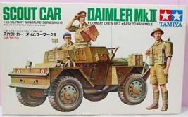 1/35 Scout Car Daimler Mk II Kit No MM118 Series No. 18 - $21.75